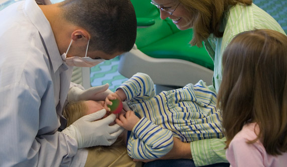 Pediatric Dental Healthcare is sensitive to your child's needs